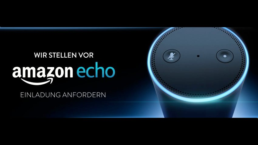 amazon echo jetzt f r alle. Black Bedroom Furniture Sets. Home Design Ideas